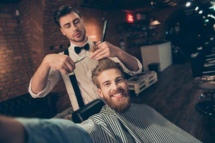katalog fryzur męskich