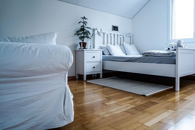 komoda sypialnia