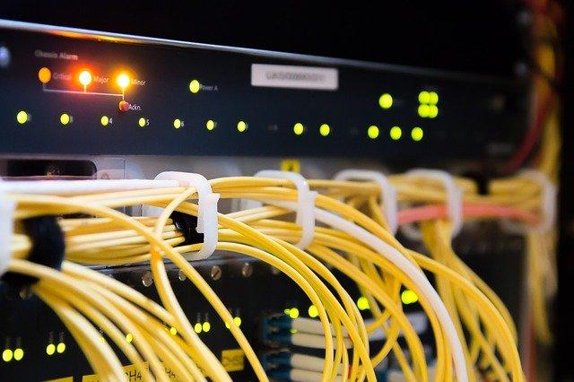kable, przewody organizer