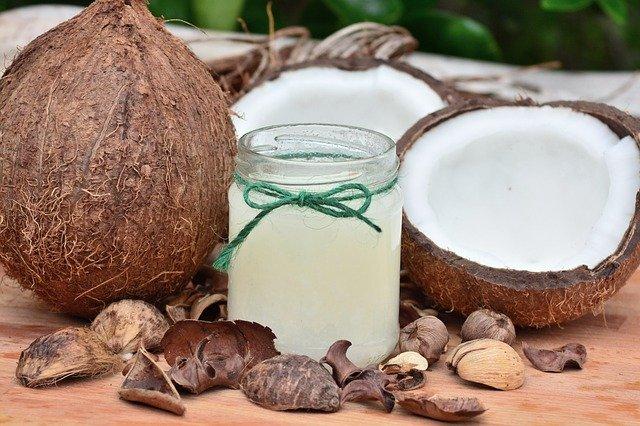 olej kokosowy, kokos, zdrowie, uroda