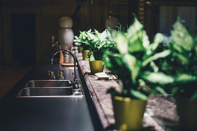 bateria kuchenna kran kuchnia