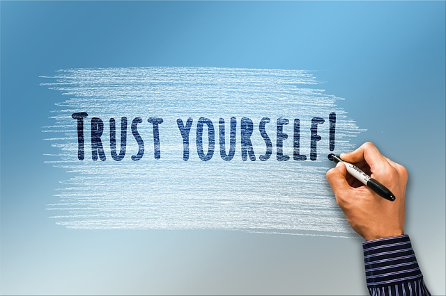 zaufanie pewność siebie