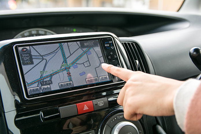 GPS do samochodu